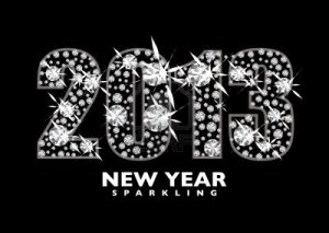 15393380-diamond-icon-for-the-new-year-2013-with-black-background